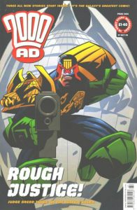 2000 AD #1264 (2001)