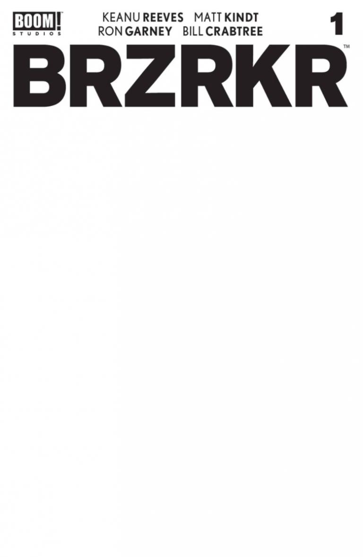 BRZRKR #1 (2021)