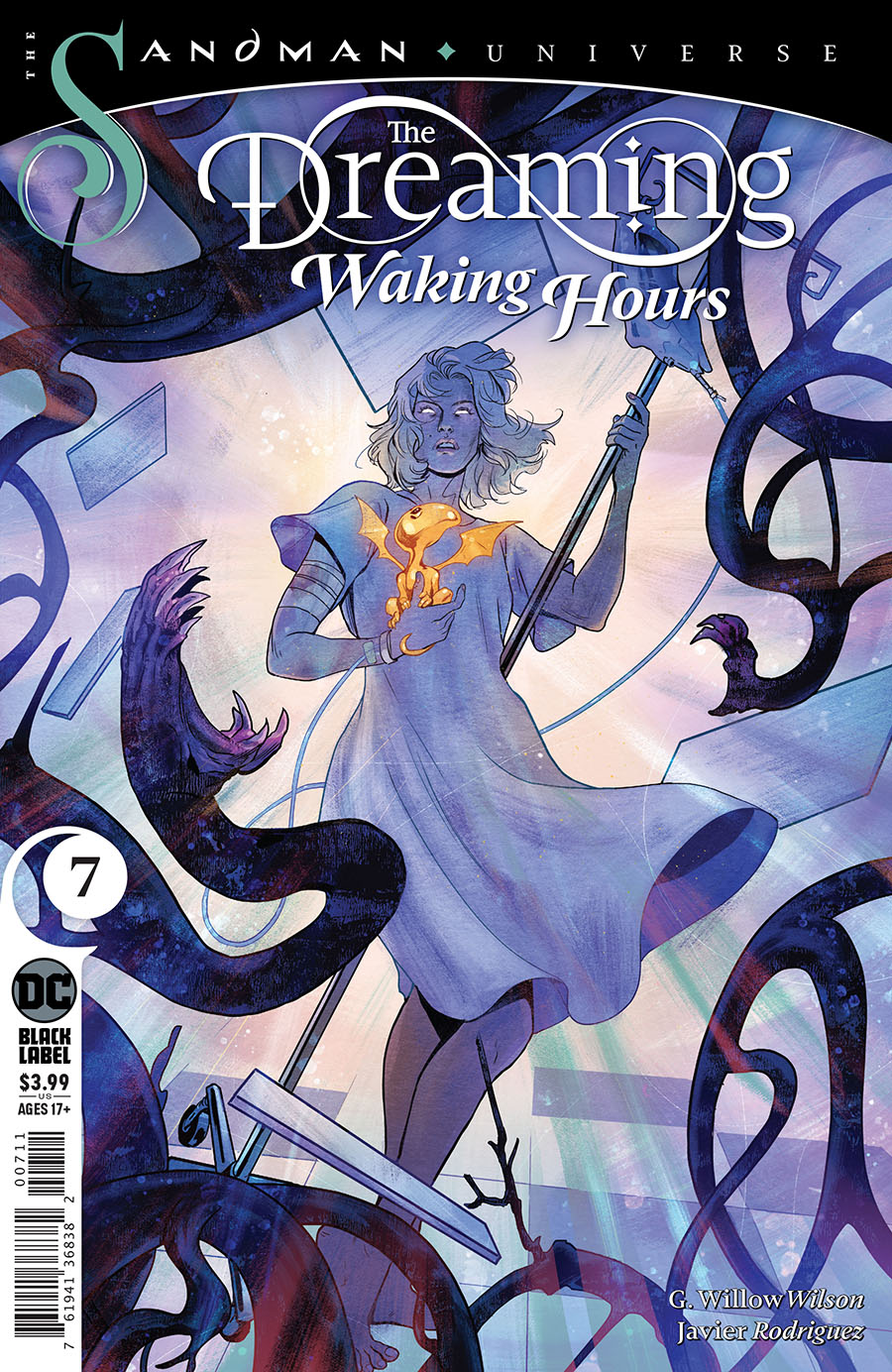 Dreaming Waking Hours #7 (2021)