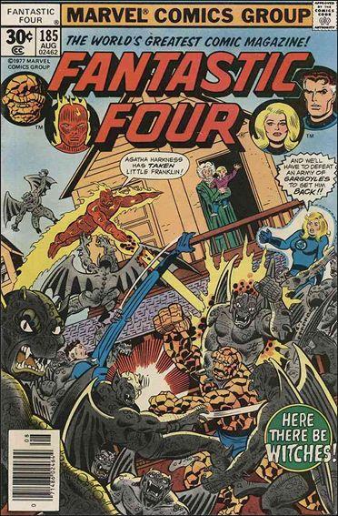 Fantastic Four #185 (1977)
