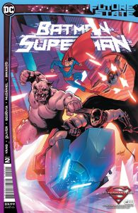 Future State: Batman Superman #2 (2021)