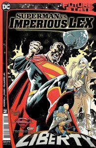 Future State: Superman vs Imperious Lex #2 (2021)