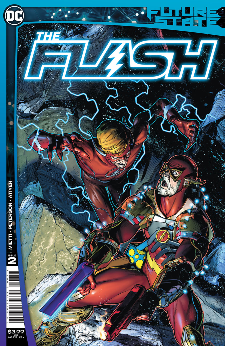 Future State: The Flash #2 (2021)