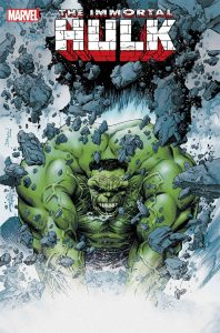 Immortal Hulk: Flatline #1 (2021)