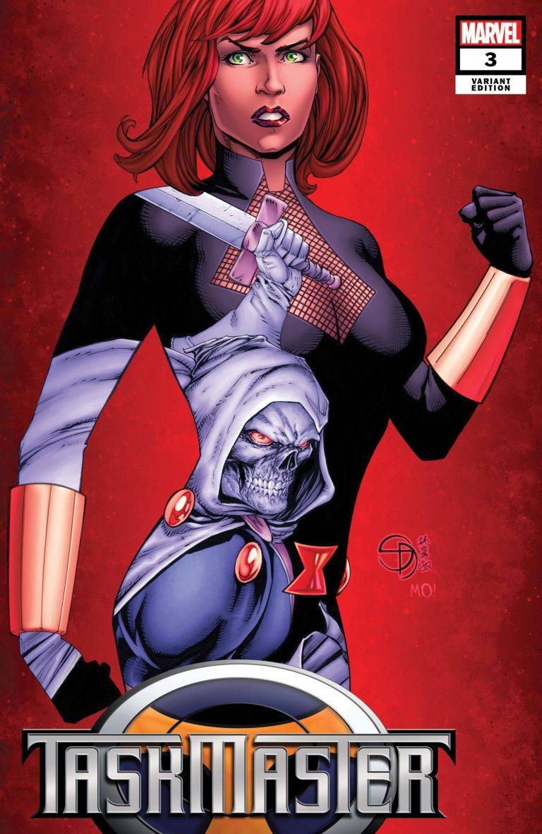 Taskmaster #3 (2021)