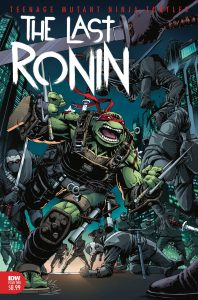 Teenage Mutant Ninja Turtles: The Last Ronin #2 (2021)