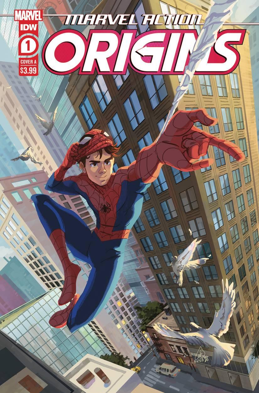 Marvel Action: Origins #1 (2021)