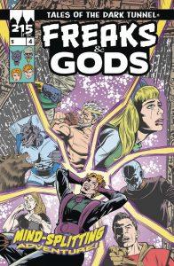 Freaks & Gods #4 (2021)
