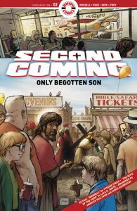 Second Coming: Only Begotten Son #2 (2021)