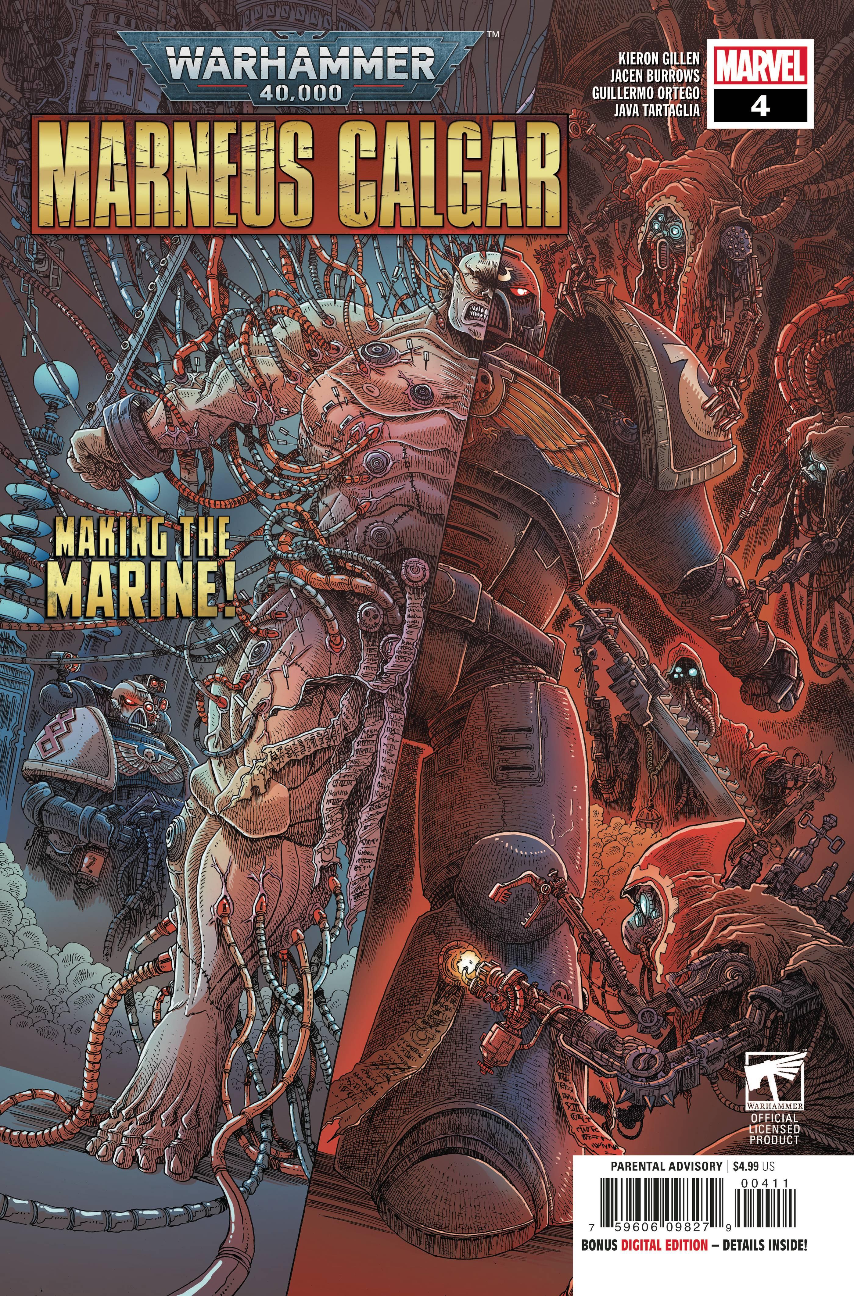 Warhammer 40,000: Marneus Calgar #4 (2021)