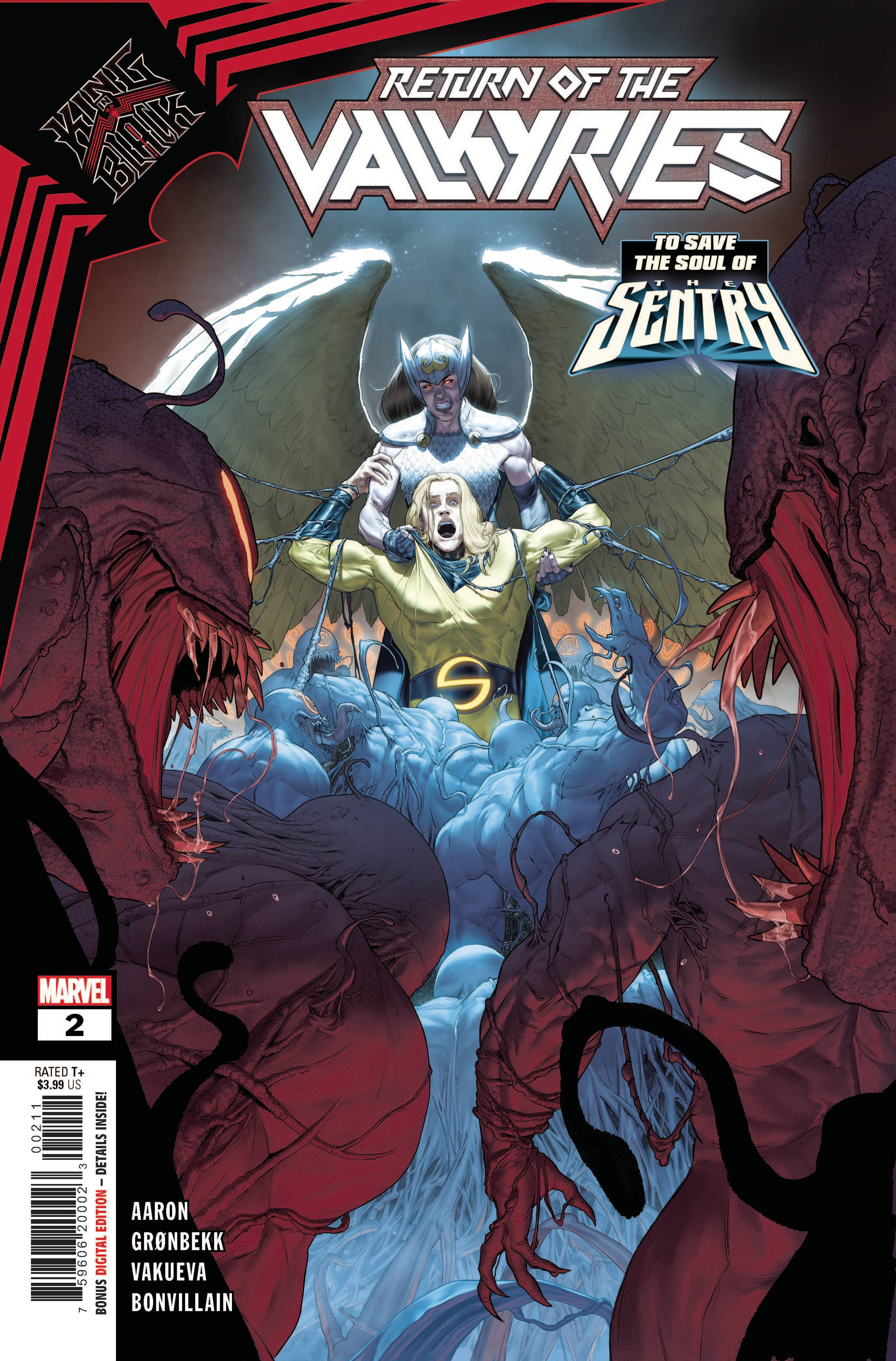 King In Black: Return of the Valkyries #2 (2021)