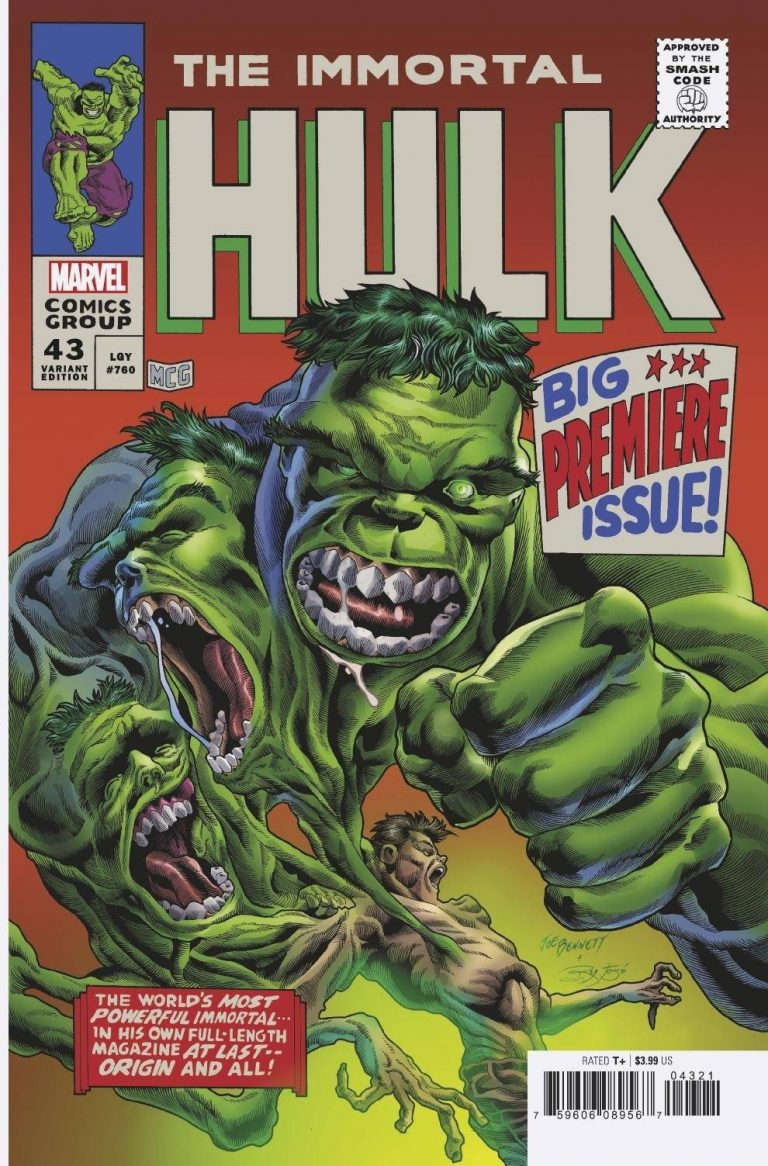 The Immortal Hulk #43 (2021)