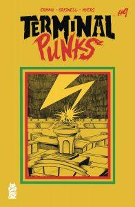 Terminal Punks #4 (2021)