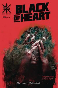 Black Of Heart #4 (2021)