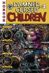 Damned Cursed Children #2 (2021)