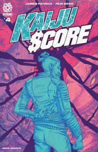 The Kaiju Score #4