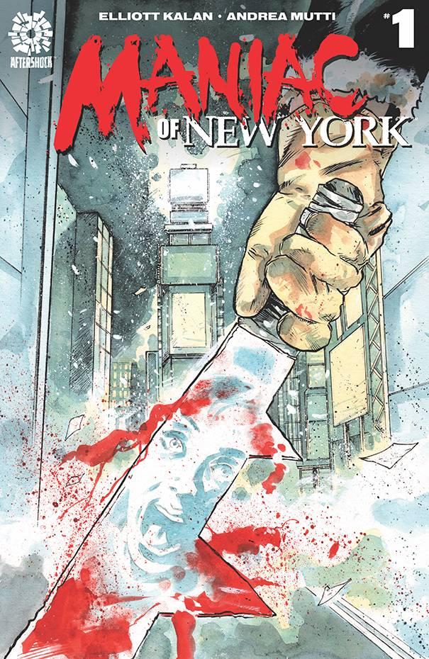 Maniac Of New York #1 (2021)