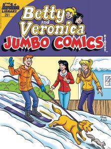 Betty and Veronica Jumbo Comics Digest #291