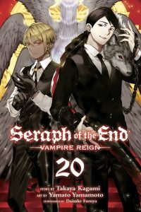 Seraph of the End: Vampire Reign #20 (2021)