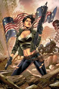 Courier Liberty and Death #2 (2021)