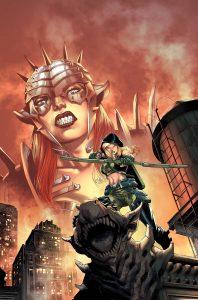 Robyn Hood: Iron Maiden #2 (2021)