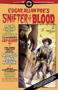 Edgar Allan Poe`s Snifter Of Blood #5 (2021)