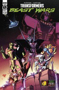 Transformers: Beast Wars #1 (2021)