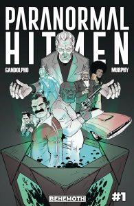 Paranormal Hitmen #1 (2021)