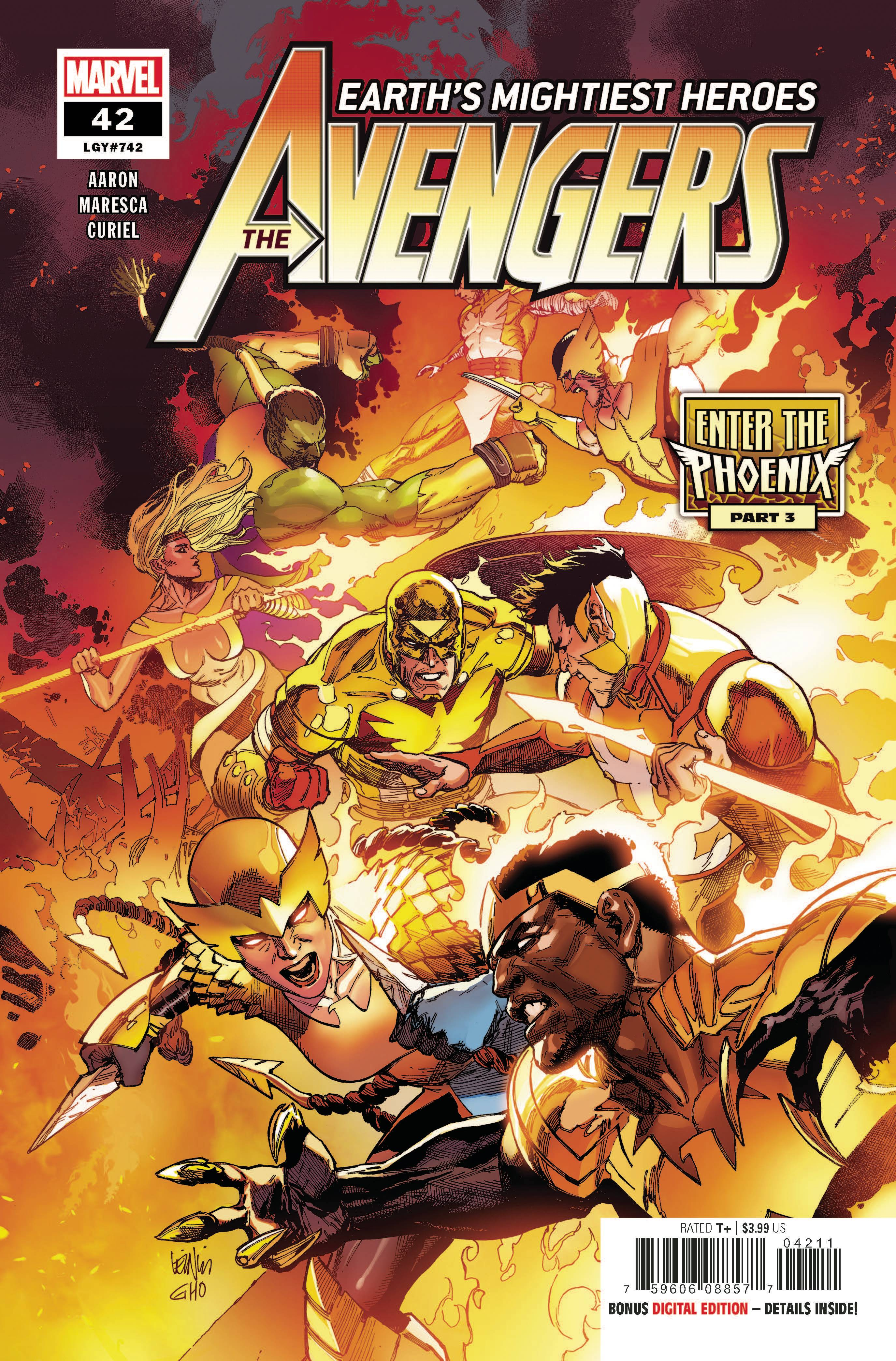 Avengers: Earth's Mightiest Heroes #42 (2021)