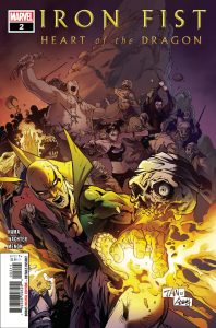 Iron Fist: Heart of the Dragon #2 (2021)