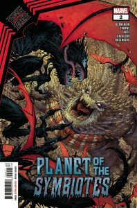 King In Black - Planet of the Symbiotes #2 (2021)