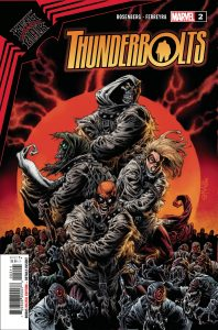 King In Black: Thunderbolts #2 (2021)