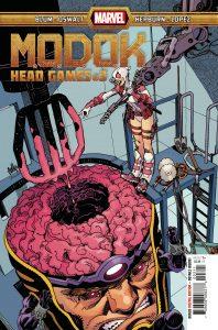 MODOK: Head Games #3 (2021)