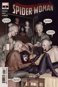 Spider-Woman #9 (2021)