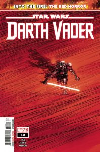 Star Wars: Darth Vader #10 (2021)