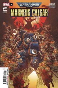 Warhammer 40,000: Marneus Calgar #5 (2021)