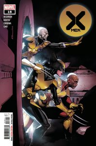 X-Men #18 (2021)
