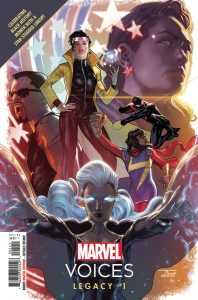 Marvel's Voices: Legacy #1 (2021)