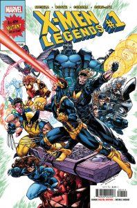 X-Men: Legends #1 (2021)