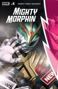 Mighty Morphin #4 (2021)