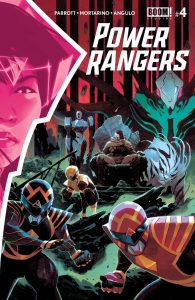 Power Rangers #4 (2021)