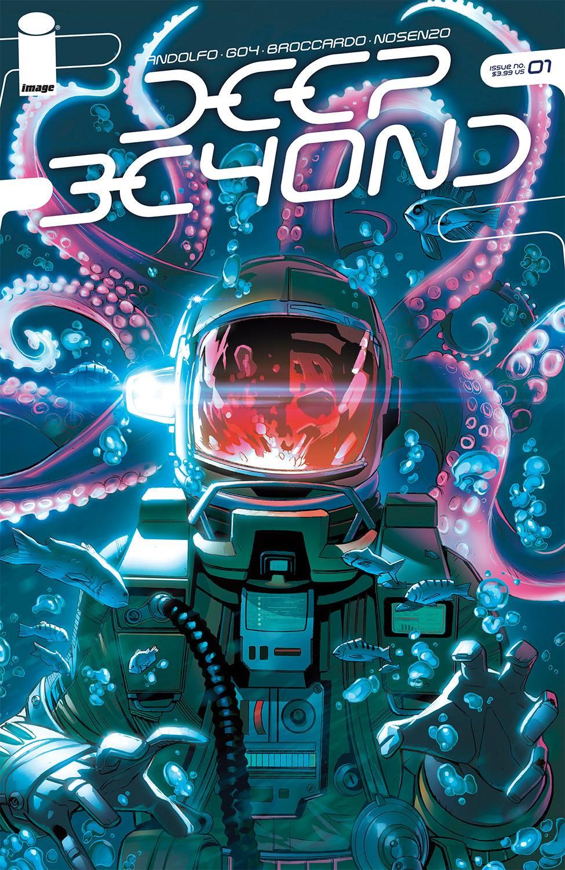 Deep Beyond #1 (2021)