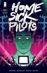 Home Sick Pilots #3 (2021)