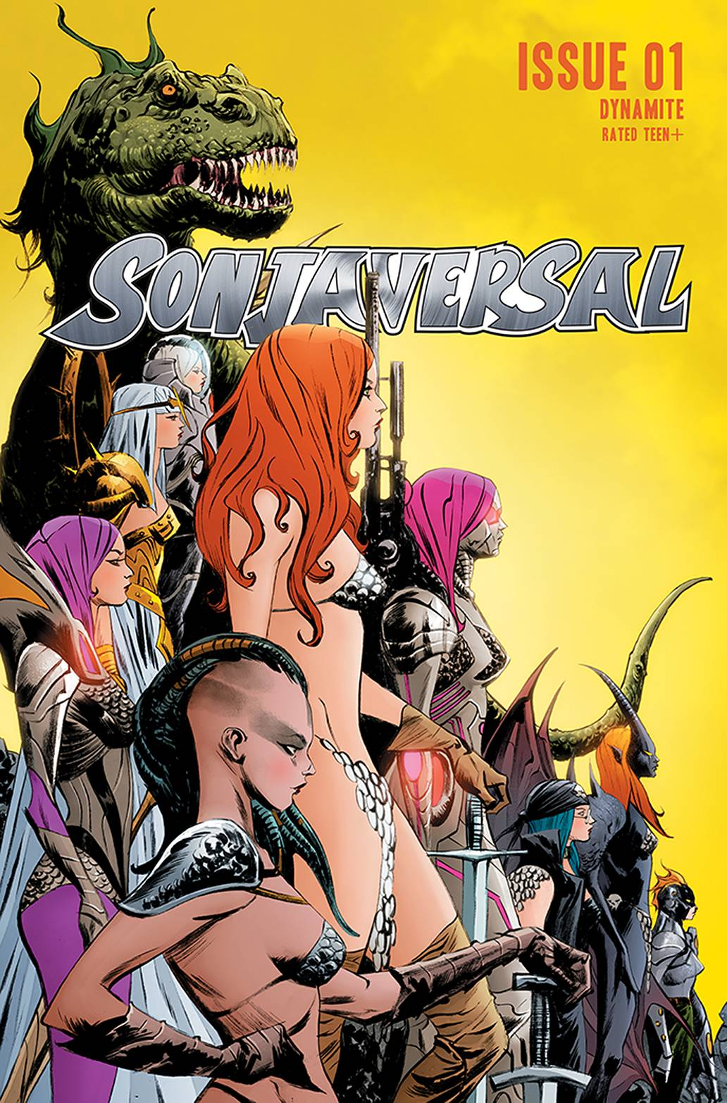 Sonjaversal #1 (2021)