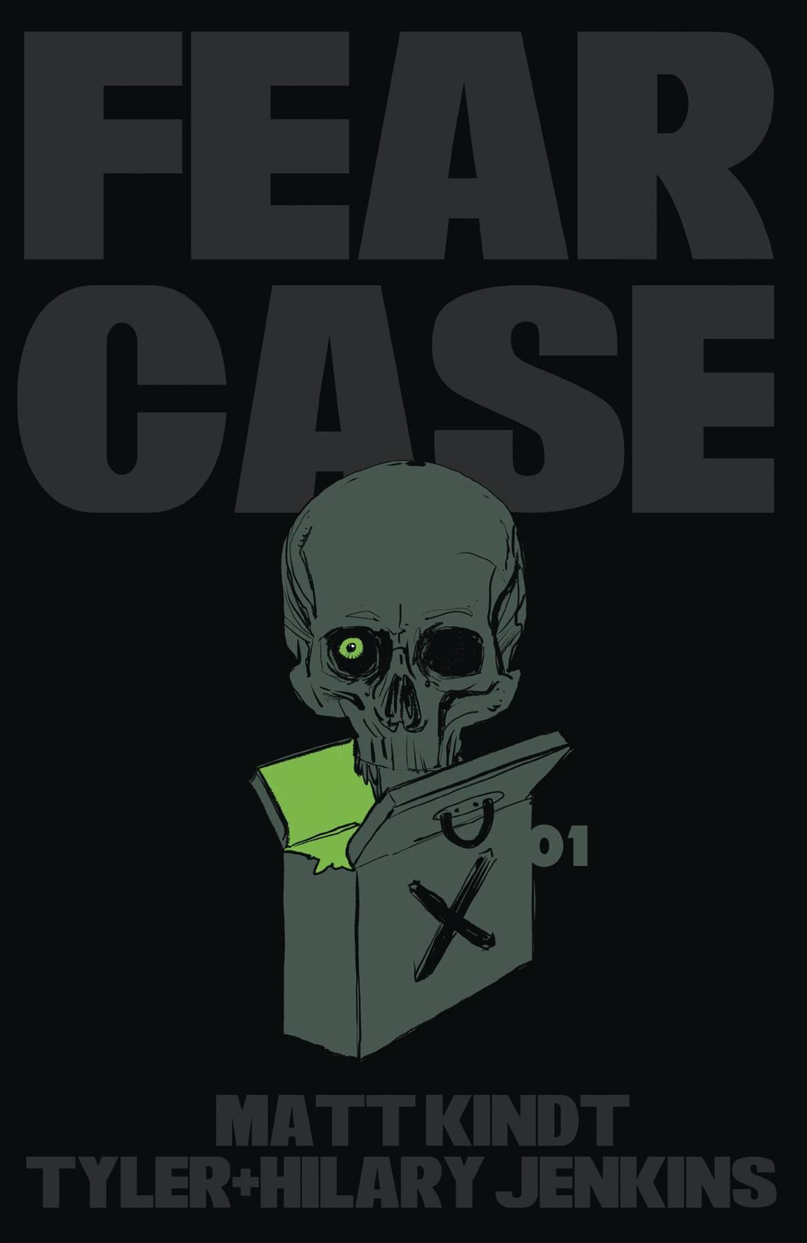 Fear Case #1 (2021)