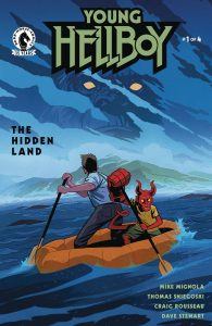 Young Hellboy: The Hidden Land #1 (2021)