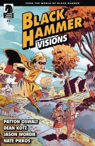 Black Hammer Visions #1 (2021)