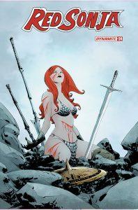 Red Sonja #24 (2021)