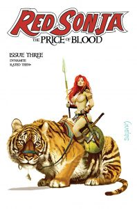 Red Sonja: The Price Of Blood #3 (2021)