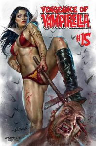 Vengeance Of Vampirella #15 (2021)